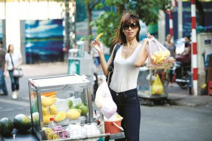 12 món ngon khiến sao Việt không ngại lê la vỉa hè (phần 2)