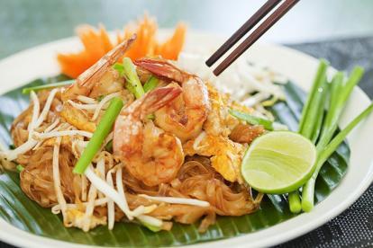 Hương vị Pad Thai truyền thống